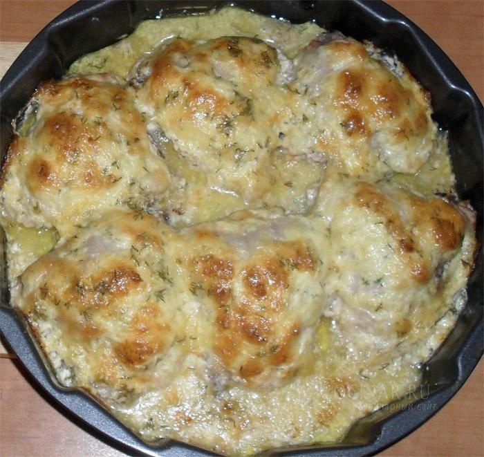 Рецепт блюд из куриной грудки рецепт