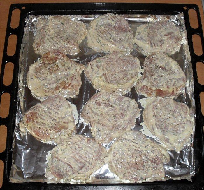 Рецепты свинины в духовке с фото