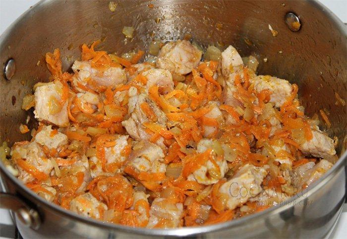 Салат из свежей моркови с майонезом и чесноком рецепт с фото пошагово