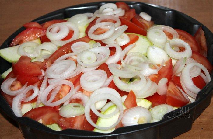 Овощное рагу в духовке - пошаговый рецепт с фото на Повар.ру