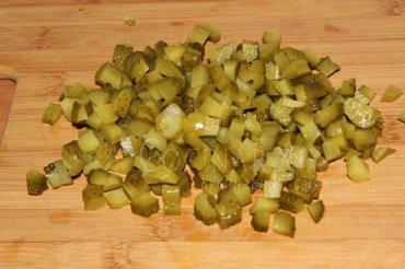 Салат Столичный, пошаговый рецепт с фото