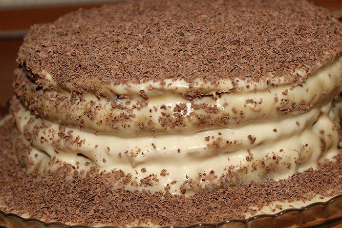 простой рецепт торта со сметаной фото пошагово элементы гаджетах